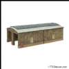 FARISH 42-0035 Wooden Carriage Shed